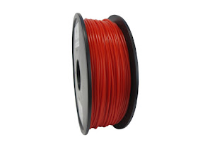 Red PLA Filament - 3.00mm
