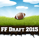 Fantasy Football 2015 Draft IS icon