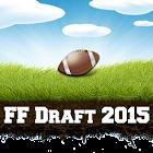 Fantasy Football 2015 Draft IS icon