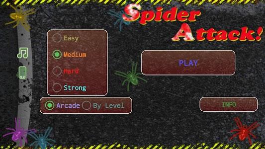 Spider Attack! screenshot 0