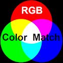 Color Match RGB icon