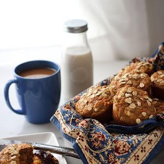 Maple Morning Glory Muffins