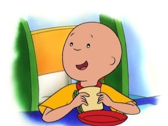 The Little Bird/Lights Out/Caillou's Check Up/Calling Dr. Caillou