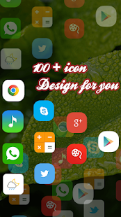 Theme for Oppo A57, Launcher and hd wallpapers - náhled