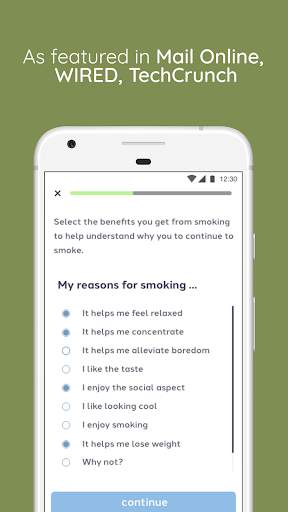 Quit Genius  -  Best way to quit smoking for good for PC