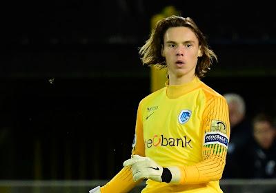 Ondanks piepjonge leeftijd: Maarten Vandevoordt (19) op termijn opvolger van Thibaut Courtois?
