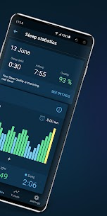 Sleepzy: Sleep Cycle Tracker Premium Apk (Premium Subscription Unlocked) 2