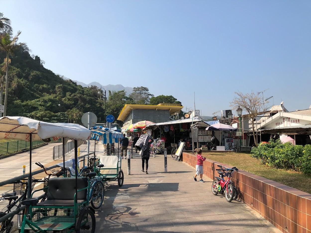Mui Wo Pier