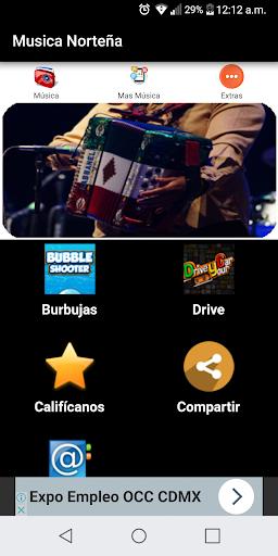 Norteña Music app (apk) free download for Android/PC/Windows screenshot