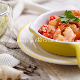 Camarones al Ajillo Recipe (Garlic Shrimp).