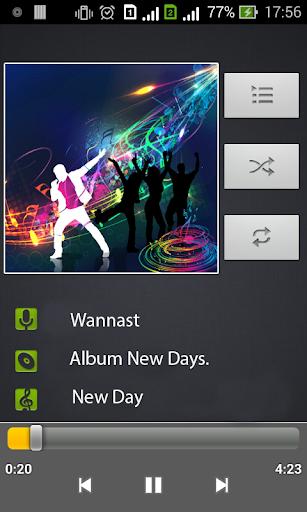 Music player 2.17.85 screenshots 5