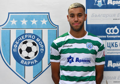 Sami El Anabi, ancien capitaine des jeunes de Virton, rebondit en Bulgarie