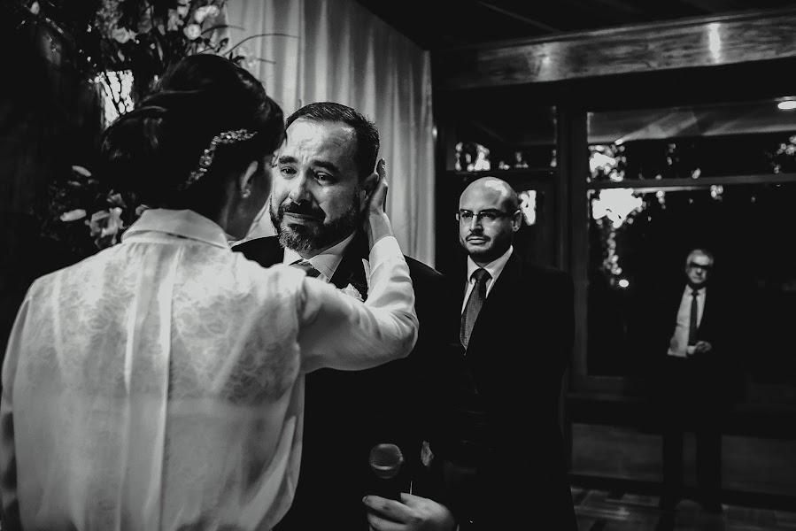 Wedding photographer Valery Garnica (focusmilebodas2). Photo of 22.03.2018