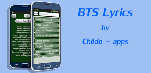 BTS K-pop Lyrics - Apps on Google Play