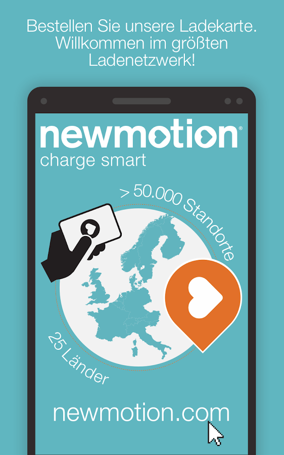 NewMotion – Screenshot