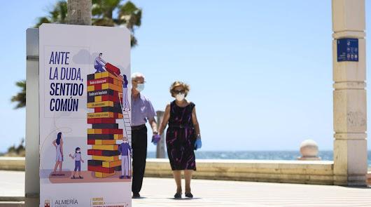Las claves para salir a la calle en Almería respetando la desescalada