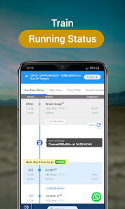 RailYatri – Live Train Status, PNR Status, Tickets App Latest Version Download For Android and iPhone 3