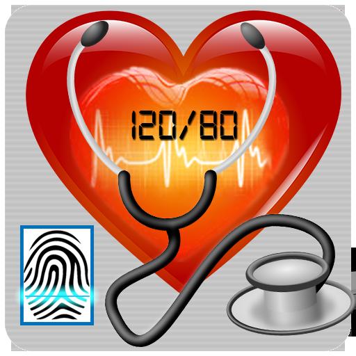 Digital Blood Pressure Prank (app)