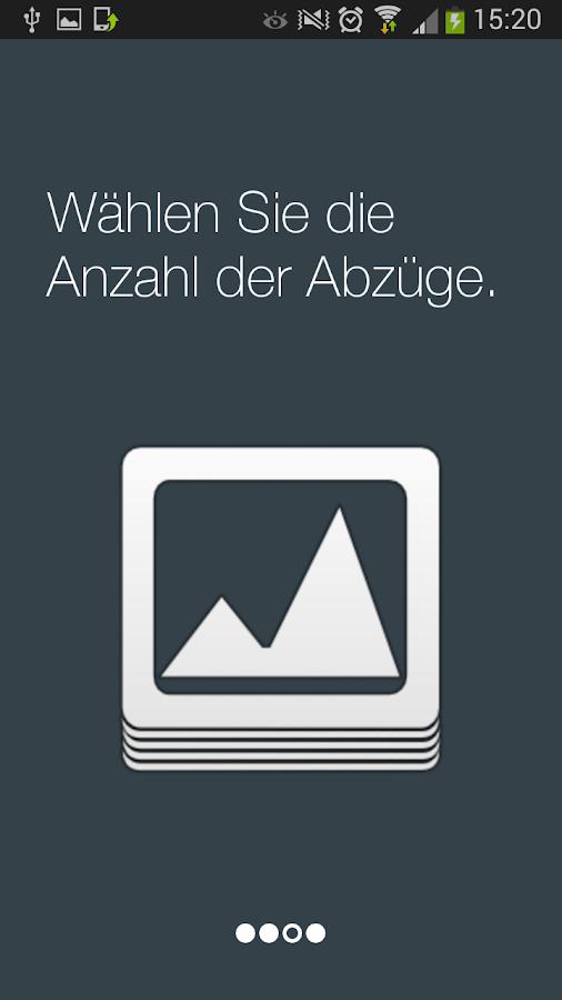 Fotoservice- screenshot
