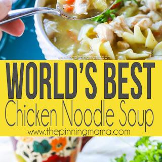 Mixed Vegetable Noodle Soup Recipes