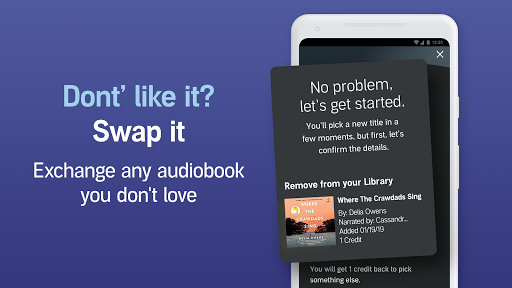 Audio Books, Stories & Audio Content by Audible screenshot 3