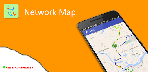 Network Map - GIS - Apps on Google Play