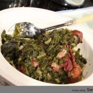 Seasoning Collard Greens Recipes.