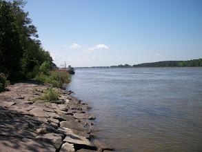 Photo: Woda trochę zbrunatniała