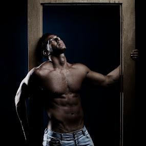 Hady by Carlos Acuesta - People Portraits of Men