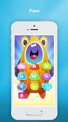 Phone for kids baby toddler - Baby phone cheat screenshots 2