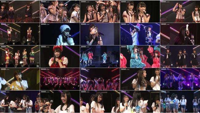 190610 (1080p) HKT48 研究生「脳内パラダイス」公演 坂本りの 生誕祭 DMM HD