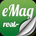 real,- e-magazine Das Gute icon
