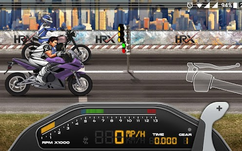 Hrithik Bike Racing- screenshot thumbnail