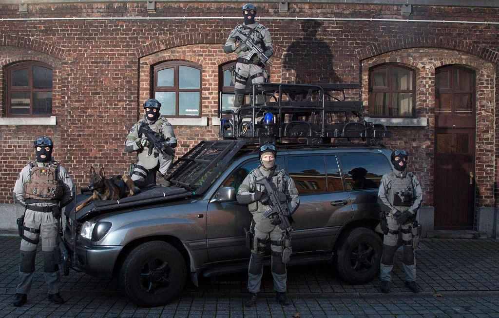 Применение оружия полицией-1