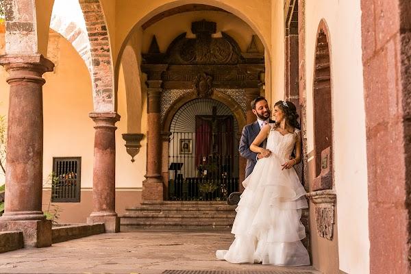 Fotógrafo de bodas Oliver Núñez (nez). Foto del 01.04.2017