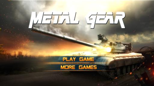 Tank War HD - 3D Group Battle