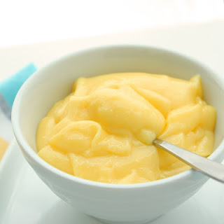 Sugar Free Lemon Curd