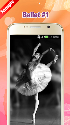 Ballet wallpaper android applion ballet wallpaper2 voltagebd Image collections