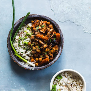 Three-Spice Pork with Chickpeas and Carrots