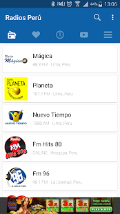 Radios Peru- screenshot thumbnail
