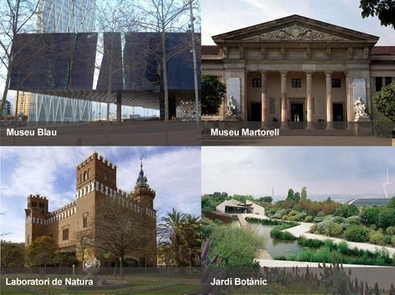 Foto Museu de Ciències Naturals de Barcelona | Museu Blau 7