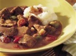 Beef & Green Olive Stew Recipe