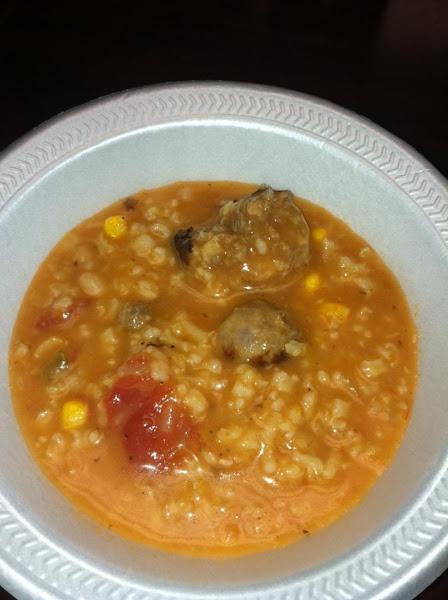 Dave's Italian Sausage Soup Recipe
