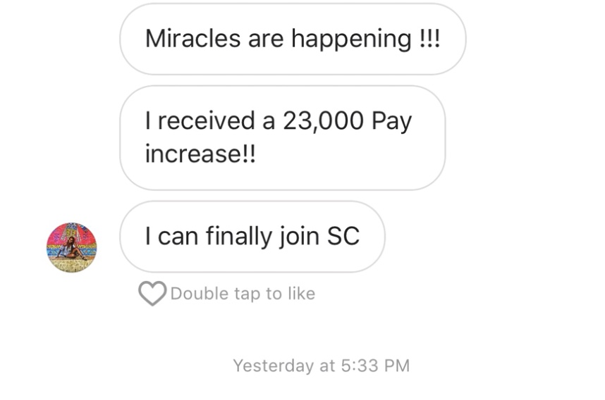 Miracle Week 5 - Special Offer