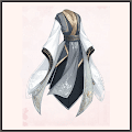 雲錦の道衣