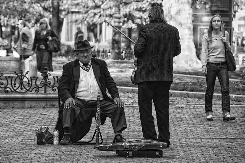 The Street Band di Domenico Cippitelli
