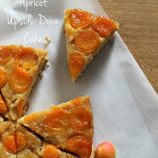 Apricot Upside-Down Cake