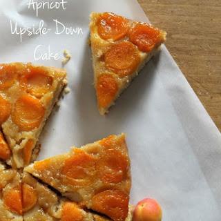 Apricot Upside-Down Cake.