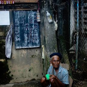 Burma by Ashley Vanley - People Portraits of Men