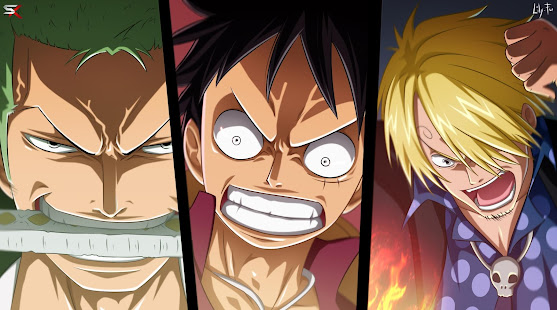 Download One Piece Wallpaper One Piece Luffy 4k Gifs For Pc Windows And Mac Apk 1 1 Free Personalization Apps For Android